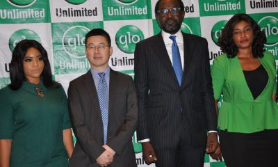 #Glo2 : Globacom, Huawei Sign MOU For Submarine Cable With Capacity Of 12 Terabytes Per Second