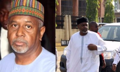 Dasuki Sues SSS, Others For Illegal Detention, Seeks N5bn Compensation
