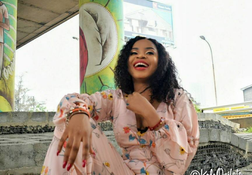 Elsie Godwin Launches Her Book Titled Oya Start Blogging