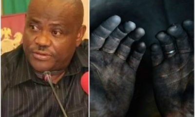 FG Is Using Soot To Depopulate Rivers State' – Gov. Wike to UN