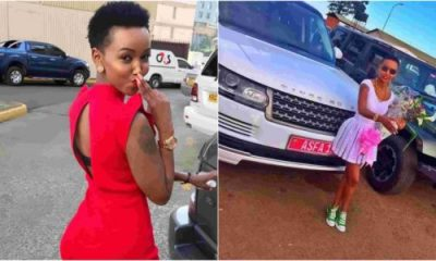 I Only Fall In Love With A Man's Money And Sex – Huddah Monroe