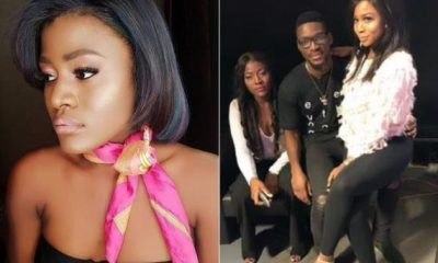 I Took Permission From Alex To Sit On Tobi's Laps – Actress Lilian Afegbai
