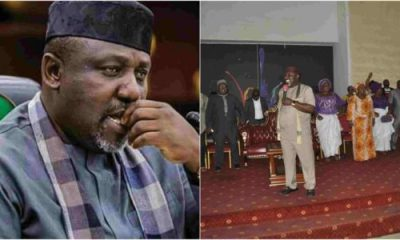 I've Retired Old Politicians In Imo So Young People Can Take Over – Rochas