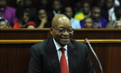 Jacob Zuma Appears In Court All Smiles To Face Corruption Charges