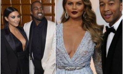 John Legend Sends Kanye West Texts For Supporting Trump, Chrissy Teigen Shades Him