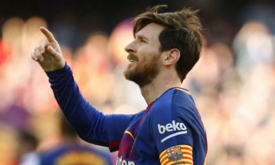 Messi zooms past Ronaldo To Become Highest Paid Payed Player