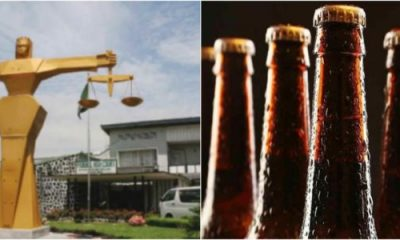 Man Gets Death Sentence For Stealing Seven Bottles Of Beer In Ekiti