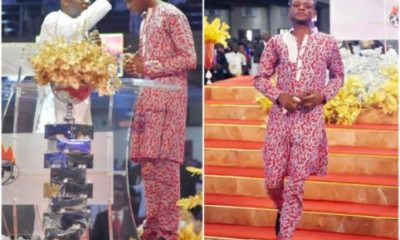 Man Pronounced Dead By 4 Hospitals, 'Miraculously' Revived By Bishop Oyedepo's Prophetic Mantle