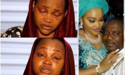 Mercy Aigbe marks One Year Of 'Leaving' Her Marriage Due To Domestic Violence