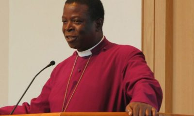 """The Primate of All Nigeria (Anglican Communion), Most Rev Nicholas Okoh, has insisted that Boko Haram has not been decimated, as being claimed by government, and called on government to take certain steps to document the insurgency problems, so that Nigerians can learn some lessons from it. """"We have not decimated Boko Haram; Boko Haram, if they have been decimated, will not be disturbing people,"""" he stated. Speaking at the dedication of the Anglican Diocese of Abuja Bishop's Court, yesterday, Okoh warned against plans by government to grant amnesty to repented Boko Haram members, saying it is not the right thing at this moment. He said: """"I don't know what class, because you know there are many classes of Boko Haram. If they have been screened, one would have expected that there would be a document to say this is why they are fighting, this is their anger, this is what Nigerians have done against them, this is why they have taken up arms against us. """"Without doing all these, we are just rubbing pomade on their faces and tomorrow, another group will rise up and do something nasty and ask for amnesty."""" Read More: Boko Haram needs no amnesty On the $1billion approved by President Muhammadu Buhari to be released for the purchase of military hardware, the cleric said: """"Everybody believes that that amount of money is huge. We are waiting for the weapons to arrive. """"I am not in a position to know whether the money would be used for politics or strictly for weapon importation, but we hope they will do so, because Nigerians are suffering."""" Delta State Governor Ifeanyi Okowa, at the same event, faulted the alleged looters' list recently released by the federal government, urging it to ensure that names of everyone who has looted while in office are included in the list. Answering questions from journalists at the event, Okowa charged the federal government to be sincere and honest in whatever it is doing, adding that the list should not be limited to only one political party. """