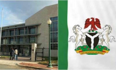Nigerian Embassy In Washington Explains Sack Of Workers