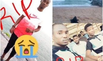 Nigerian Final Year Student Drowns 3 Weeks To Graduation