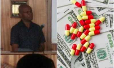 Nigerian Man Convicted Of Drug Trafficking In Uganda