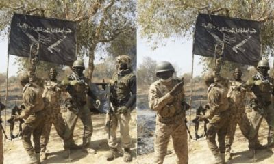 Nigerian Soldiers kill Three Boko Haram Suspects, Rescue 149 People
