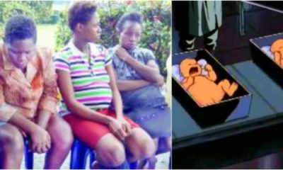 Nurse Arrested For Selling Babies In Rivers State