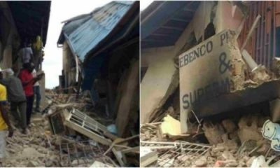 Osun Bomb Explosion: MD's Brother Allegedly Planted The Bomb