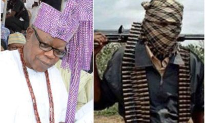 Kidnappers Reject N5m Offer For Otun Olubadan's Twins