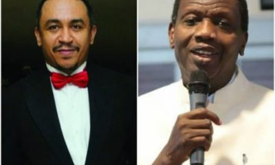 Pastor Adeboye says 'anyone Who Is Not Paying Tithe Is Not Going To Heaven', Daddy Freeze Reacts