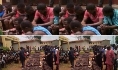 Pastor Arrested For Raping 12-yr-Old Girl In Cross River State
