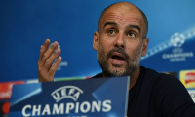 Guardiola Dreams Of Miracle Against Liverpool