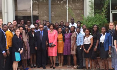 Remarks by U.S. Consul General at Graduation Ceremony for 2017 Cohort of Amb. Carrington Youth Fellowship Initiative (CYFI)