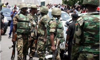 Soldiers Beat Man To Death In Taraba State