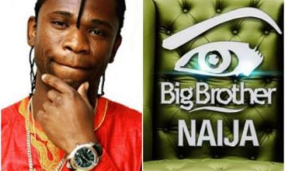 BBNaija: Speed Darlington Slams Big Brother For Using His Song Without Paying Him
