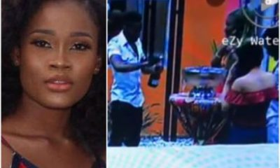 BBNaija: The Other Housemates Were Drinking, Thinking I've Been Evicted – Cee-C