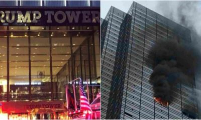 Trump Tower Fire kills One, Injures Four Firefighters