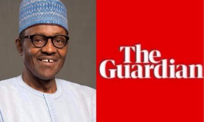 UK Guardian releases video used in blackmailing Buhari in 2015
