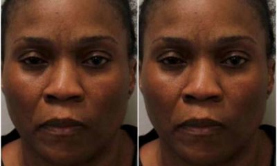 UK-Based Nigerian Wife Attacks Husband's Sidechick With Bleach