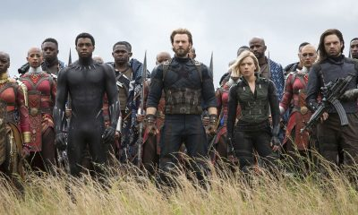 'Avengers: Infinity War' Scores Biggest Box Office Opening Ever