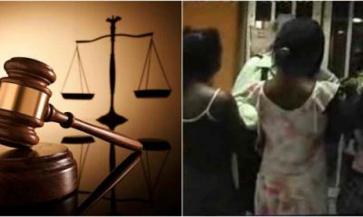 Woman Arrested For Sex Trafficking In Lagos