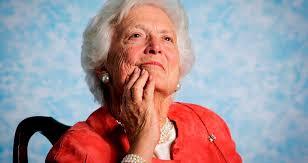 Trump, Obama, Clinton, Others Mourn Barbara Bush