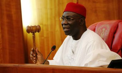 Senate Resumes Session Without Mace In Place