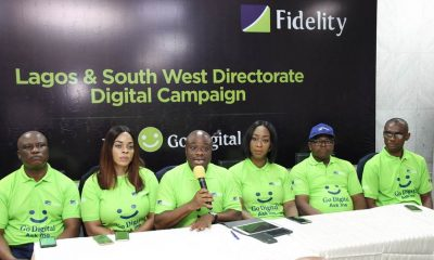 Fidelity Bank Launches Digital Awareness Campaign