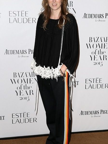 Givenchy's First female artistic director Clare Waight Keller