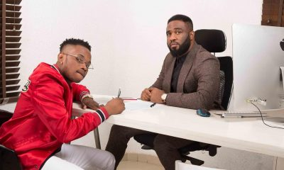 Project Fame Star Dapo Signs New Management Deal With Praiz