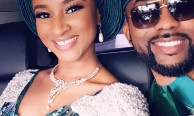 The beautiful media personality and movie star Zainab Balogun is currently having her traditional engagement with her sweetheart Dikko Nwachukwu the Founder and CEO of JetWest Airways. Friends like Banky W, Adesua Etomi, Ebuka Obi-Uchendu, Cynthia Obi-Uchendu, Bolanle Olukanni, Ade Laoye, Osas Ajibade and more were in attendance to celebrate with the couple.