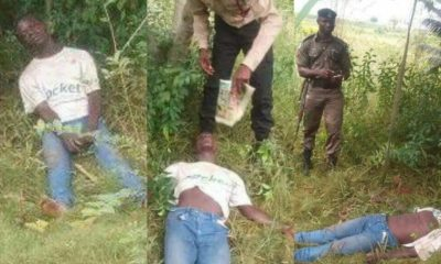 FRSC Officials Rescue Man Who Attempts Suicide In Kogi