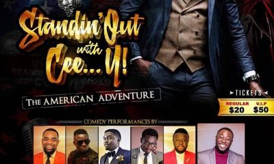 Stand Out With Cee Y (The American Adventure) In Top Gear