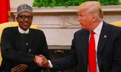 Buhari To Trump ''Herdsmen Crisis Is Tied To Gadaffi And The Libyan Crisis''