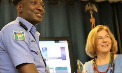 """BBC Honours Nigerian Police Officer Who Has """"Never Collected Bribe"""""""