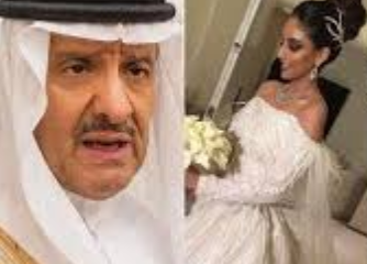 68-Year-Old Saudi Prince Reportedly Marries 25-Year-Old Woman, Pays Bride Price Of 50 Million Dollars