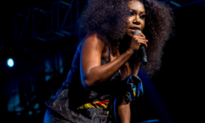 Niniola Blames The Organisers For Her Poor Performance At The Headies