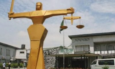 Today, a 35-year-old man, Bawa Joshua, appeared in an Ado-Ekiti Chief Magistrates' Court, for allegedly pouring hot semovita on his wife, Grace. The defendant had pleaded not guilty to a count charge of assault. The prosecutor, Insp. Johnson Okunade, told the court that the defendant committed the offence on May 7, at about 8:00 p.m., at Ayoomodara St., Ado-Ekiti. He said the defendant quarreled with the complainant, and in the process poured hot semovita on her, which caused her harm. He said that the offence contravened Section 415 of the Criminal Code, Law of Ekiti State, 2012. The prosecutor applied for adjournment to enable him to study the case file and present his witnesses. The defendant's counsel, Kayode Oyeyemi, urged the court to grant bail to his client, and promised that he would not jump bail. The Chief Magistrate, Adesoji Adegboye, granted bail to the defendant in the sum of N50,000 with one surety in like sum and adjourned the case until June 15 for hearing.