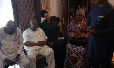 ''My Son's Death Is Devastating'' PDP Chieftain, Bode George