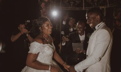 Last night, Nigerian Super Eagles defender, Kenneth Omeruo held the final leg of his wedding in Turkey. Omeruo and his wife, Chioma Nnamani who held their traditional wedding on December 30th in Enugu state brought the biggest names in football and entertainment to Turkey for their white wedding. Some of the stars who attended include Iyanya, Praiz and several others.