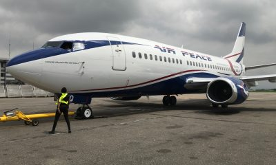 Air Peace Bars Passenger Over Violence At Lagos Airport