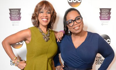 'Oprah Winfrey Smokes Weed' – Her Longtime Best Friend, Gayle King Reveals